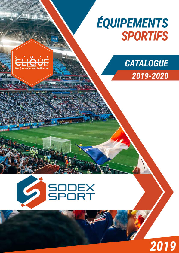 Sodex Sport- catalogue France 2019