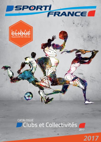 SportiFrance-catalogue 2017 matériel sportif clubs et collectivités