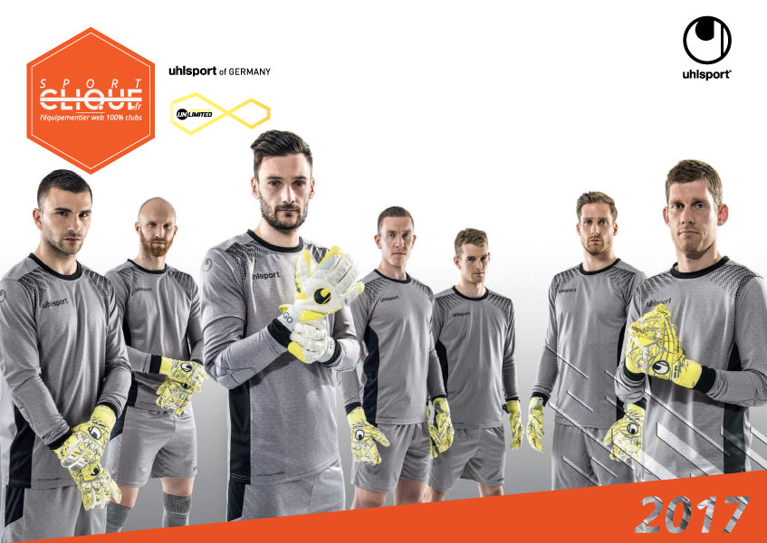 Uhlsport - Catalogue Gardien de But 2017